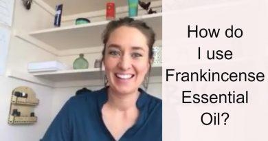 How do I use Frankincense Essential Oil?