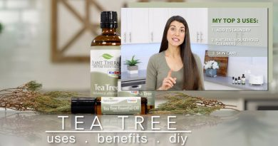 Tea Tree Essential Oil: : Best Uses & Benefits + Quick How To