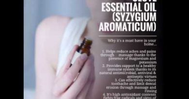The benefits of Clove Essential Oil