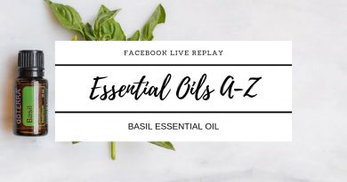 Top uses and benefits for Basil Essential Oil + How to use it