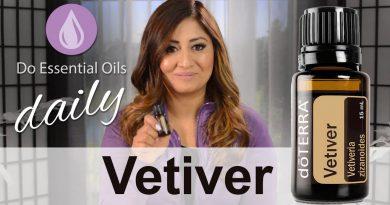 Vetiver for Emotional Grounding - Do Essential Oils