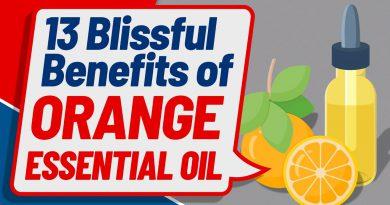 13 Blissful Benefits of Orange Essential Oil