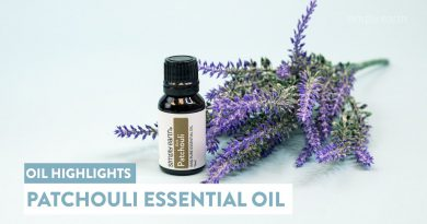 Amazing Benefits of Patchouli Essential Oil