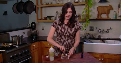 DIY Essential Oil Perfume