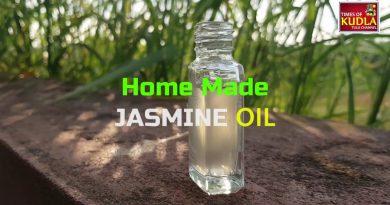 Home Made Jasmine OIL | Fragrance Oil | Mallige Oil