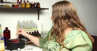 How to Make Patchouli Hard Perfume