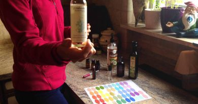 How to Make Rollerball Bottles with Essential Oils