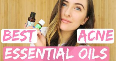 My Favourite ESSENTIAL OILS for ACNECLEAR SKIN