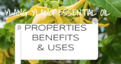 Ylang Ylang Essential Oil - Benefits & Uses