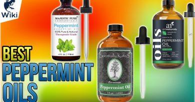 10 Best Peppermint Oils 2018