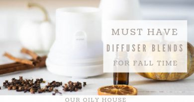 5 Fall Diffuser Blends | Essential Oils for Fall