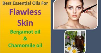 Best Essential Oils For A Flawless Skin   Bergamot oil & Chamomile oil