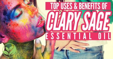 Clary Sage Essential Oil: Top Uses & Benefits