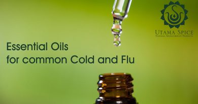 Essential Oils for Common Cold and Flu