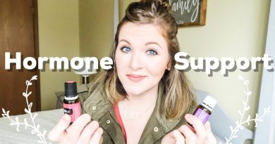 HORMONE SUPPORT USING ESSENTIAL OILS | HOW TO GET PREGNANT NATURALLY | SECONDARY AMENORRHEA