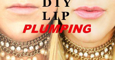 Lip plumping using Cinnamon essential oils || Jenessa Sheffield