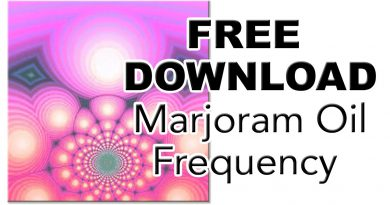 Marjoram Oil Frequencies | Frequency of Essential Oils