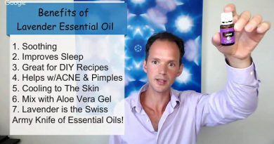 """NO MORE PIMPLES! TOP 5 Simple Life Hacks w/""""Lavender Essential Oil"""" for MORE BEAUTIFUL SKIN [Part 2]"""