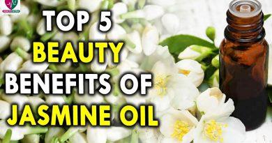Top 5 Beauty Benefits of Jasmine Oil - Health Benefits of Jasmine Flowers