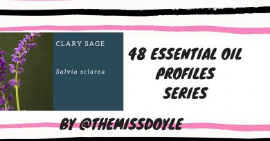 Clary Sage #11 Essential Oil