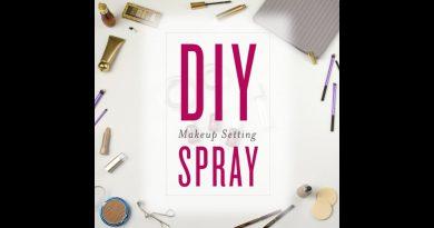 DIY Makeup Setting Spray | Young Living Essential Oils