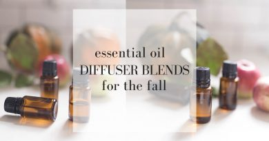 Essential Oil Diffuser Blends for Fall | PUMPKIN SPICE