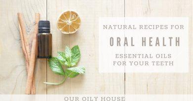 Essential Oils for Oral Health   Natural Mouthwash Recipe
