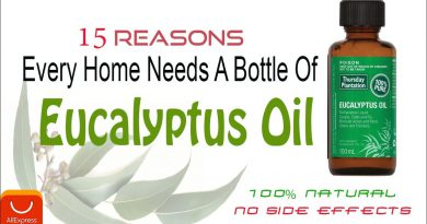 Eucalyptus Essential Oil Benefits |15 Reasons Every Home Needs A Bottle Of Eucalyptus Oil