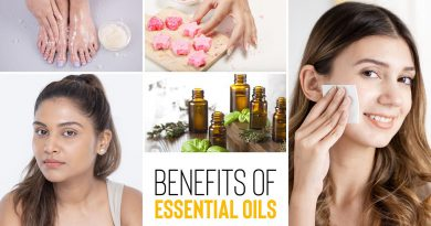 How To Use Essential Oils For Acne, Glowing Skin & Soft Hands & Feet | Glamrs Skin Care