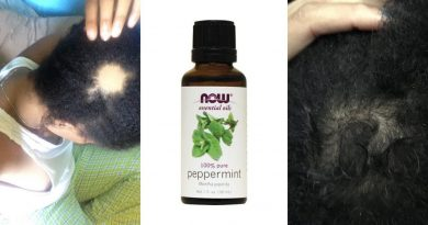 Peppermint Oil For Hair Growth Results