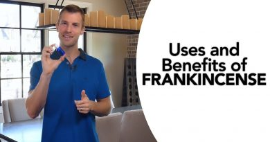 Uses and Benefits of Frankincense | Dr. Josh Axe