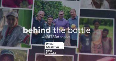 White Grapefruit Essential Oil | doTERRA Behind the Bottle: Episode 5