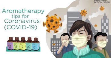 Aromatherapy Tips for Corona Virus/ COVID-19 | Blossom Kochhar Aroma Magic