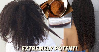 Cinnamon Hair Growth Oil for Rapid Fast Hair Growth- Super Potent