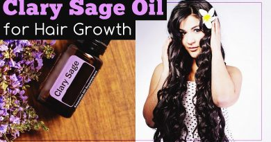 Clary Sage Oil for Hair Growth: Benefits and Recipe
