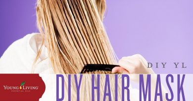 DIY Hair Mask Infused with Young Living Essential Oils