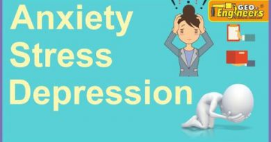 Essential Oil | Blend for ANXIETY, STRESS & DEPRESSION | Aromacology