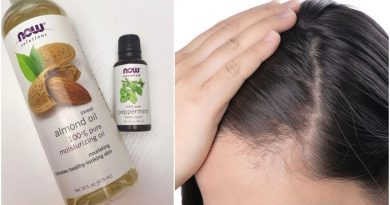 How To Use Peppermint Oil Correctly For Boosting New Hair Growth & Reducing Hair Fall
