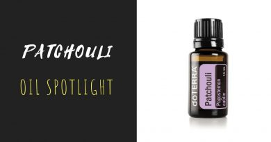 Patchouli - doTERRA Essential Oil Spotlight