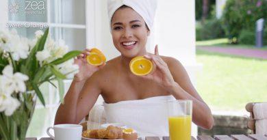 Sweet Orange Essential Oil (Citrus sinensis) | Zea Essentials