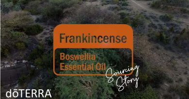 doTERRA Frankincense Sourcing Story