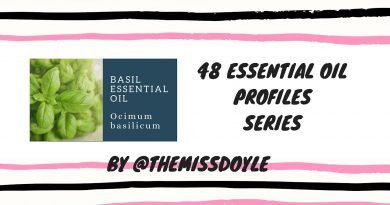 Basil Essential Oil Profile