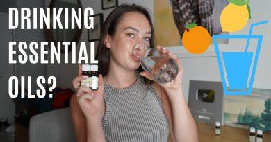 Can I Drink Essential Oils? | Episode 2