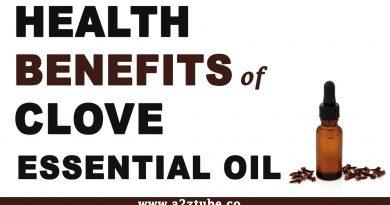 Clove Essential Oil Health Benefits