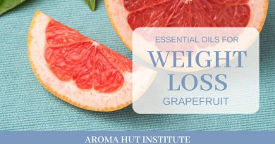Grapefruit Essential Oil for Weight Loss | Scientific Proof  Curbs Cravings