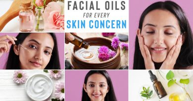 How To Use Facial Oils For Pigmentation, Scars & Blemishes, Dark Circles, Skin Ageing