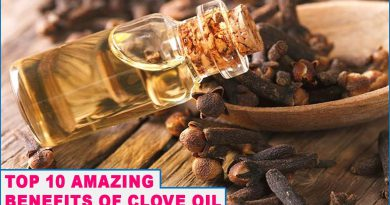 Top 10 Amazing Benefits Of Clove Oil You Should Know