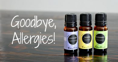 5 Ways to Use Essential Oils for Allergies