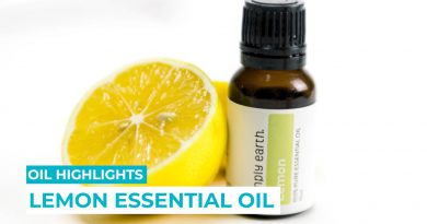 Awesome Uses of Lemon Essential Oil