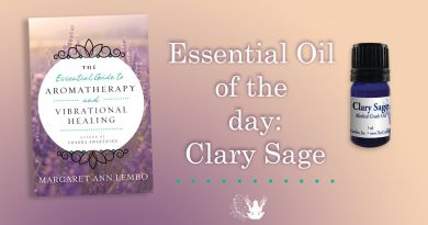 Clary Sage Essential Oil: Using Aromatherapy and Vibrational Healing